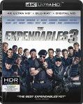 Expendables 3 [4K Ultra HD + Blu-ray + Digital HD]