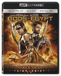Gods Of Egypt [4K Ultra HD + Blu-Ray + Digital HD]