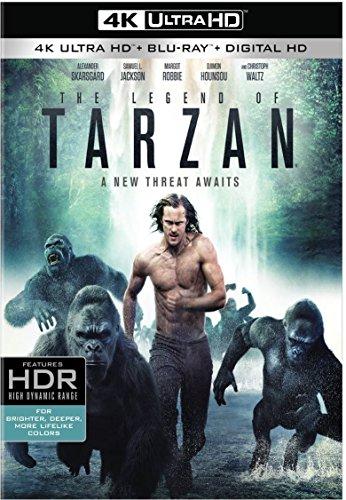 The Legend of Tarzan (4K Ultra HD + Blu-ray)